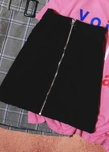 Юбка джинсовая А09087