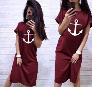 Платье длинное летнее А04741