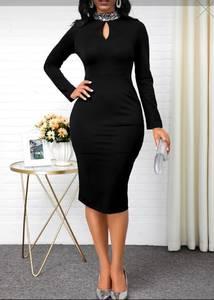 Платье короткое облегающее А15868