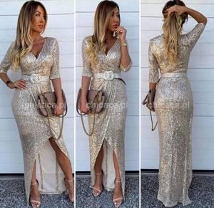 Платье длинное нарядное А16497