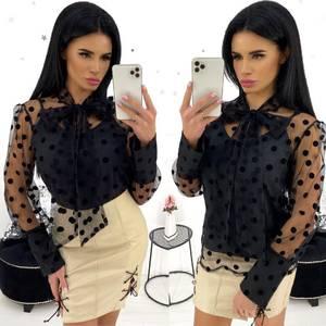 Блуза для офиса А18429