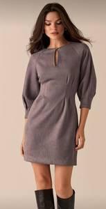 Платье короткое нарядное А20595