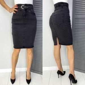 Юбка джинсовая А31818
