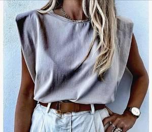 Блуза без рукавов А32140