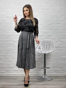Платье короткое нарядное А59033