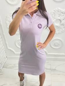 Платье короткое современное А48019