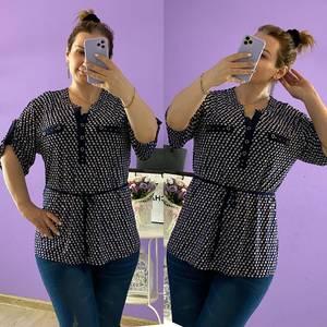 Блуза нарядная Я6302
