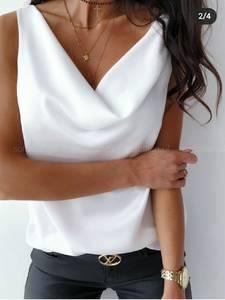 Блуза белая А07988