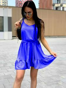 Платье короткое летнее А06958