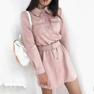 Платье короткое с длинным рукавом А10603
