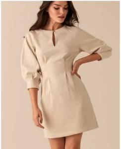 Платье короткое нарядное А20596
