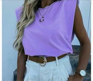 Блуза без рукавов А32141