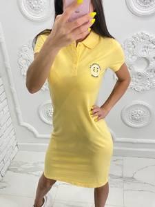 Платье короткое современное А48020