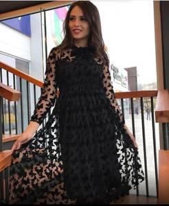 Платье короткое вечернее Ч8090