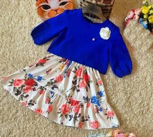 Платье Двойка А11295