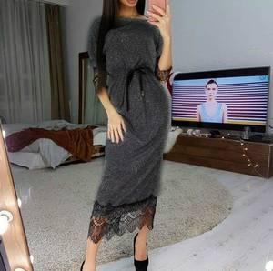 Платье длинное нарядное А11540