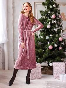 Платье длинное нарядное А16499