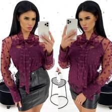Блуза А18431