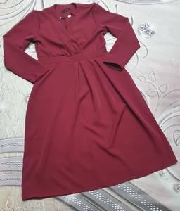 Платье короткое классическое А19862