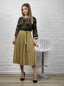 Платье короткое нарядное А59035