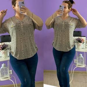 Блуза летняя Я6304