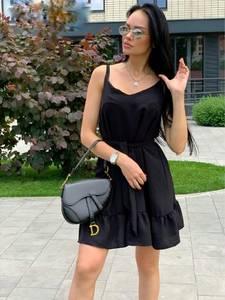 Платье короткое летнее А06960