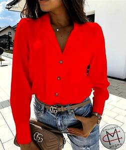Рубашка с длинным рукавом А09878