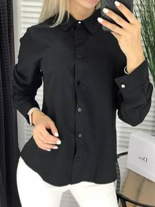 Блуза с длинным рукавом А03787