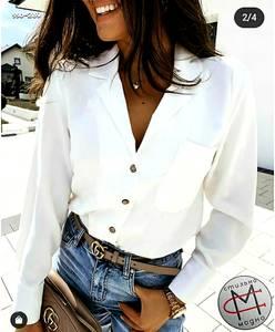 Рубашка с длинным рукавом А09879