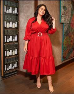 Платье длинное нарядное А11865