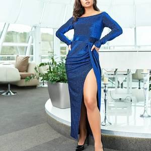 Платье длинное нарядное А16572