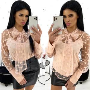 Блуза для офиса А18432