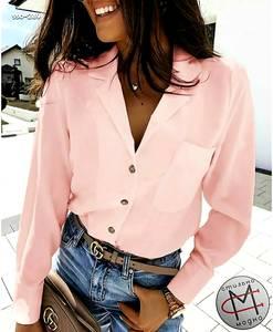 Рубашка с длинным рукавом А09880