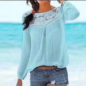 Блуза с длинным рукавом Ц5610
