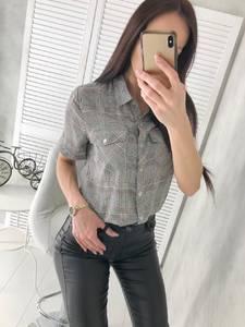 Рубашка с коротким рукавом Ц5694
