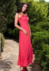 Платье длинное нарядное Ц6565