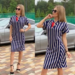 Платье короткое летнее Ц6571