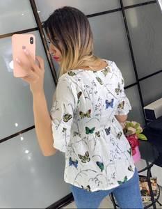 Блуза летняя Ц6582