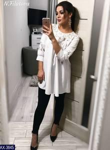 Блуза нарядная Ц6870