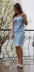 Платье короткое летнее Ц6307