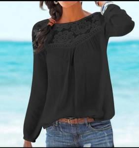 Блуза с длинным рукавом Ц5611