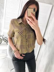 Рубашка с коротким рукавом Ц5695