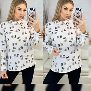 Блуза с длинным рукавом Ц6634