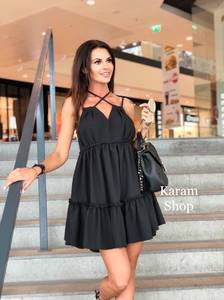 Платье короткое летнее Ц6897