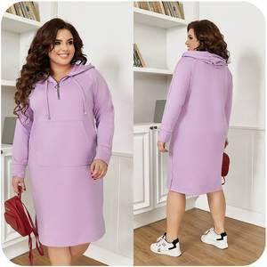 Платье короткое повседневное А49505