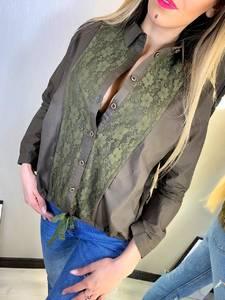Рубашка с длинным рукавом Ц6422