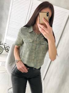 Рубашка с коротким рукавом Ц5696