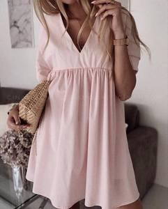 Платье короткое летнее Ц6645