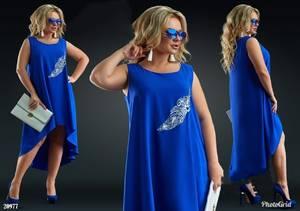 Платье короткое летнее Ц6652