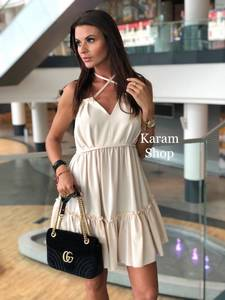 Платье короткое летнее Ц6898